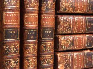 Restauration de livres anciens caen